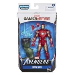 MARVEL LEGENDS SERIES GAMERVERSE 6-INCH Figure - Iron Man in pck