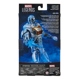 MARVEL LEGENDS SERIES GAMERVERSE 6-INCH STARBOOST ARMOR IRON MAN Figure in pck 1