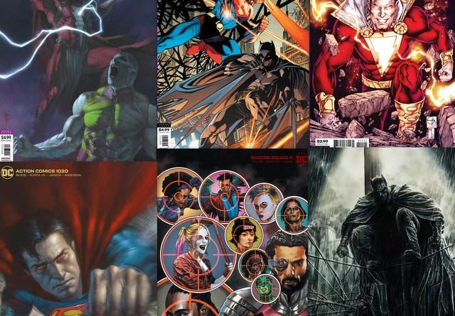dc comics 2-26-20