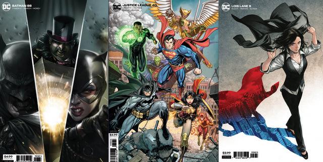 dc comics 2-5-20