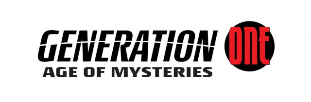 dc generation one age of mysteries logo