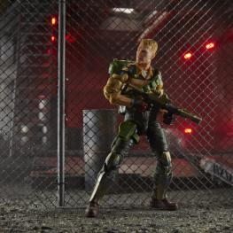 gi joe classified duke figure - at the gate