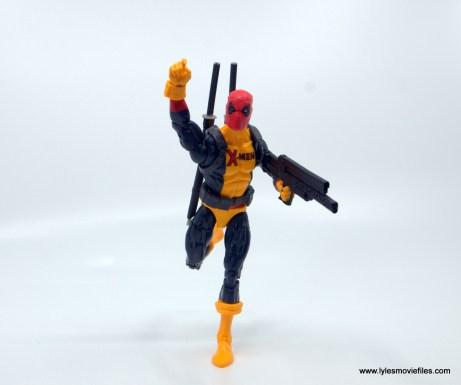 marvel legends deadpool figure review - going gi joe style