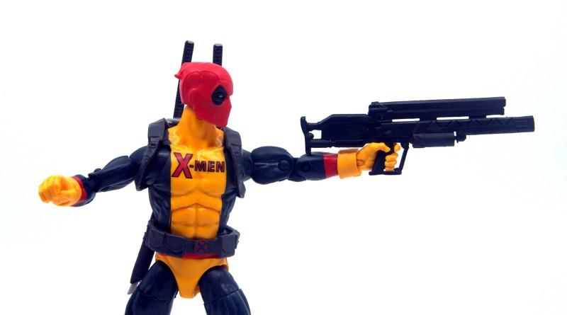 marvel legends deadpool figure review - main pic
