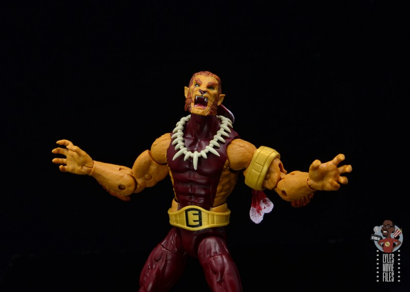 marvel legends puma figure review - claws out