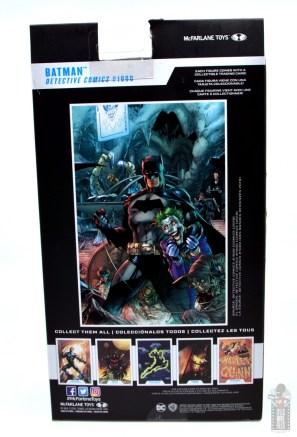 mcfarlane dc multiverse baman figure review - package rear