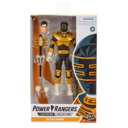 power rangers lightning collection zeo gold ranger - package front