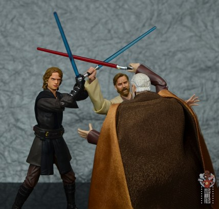 sh figuarts obi-wan kenobi revenge of the sith figure review - vs dooku1