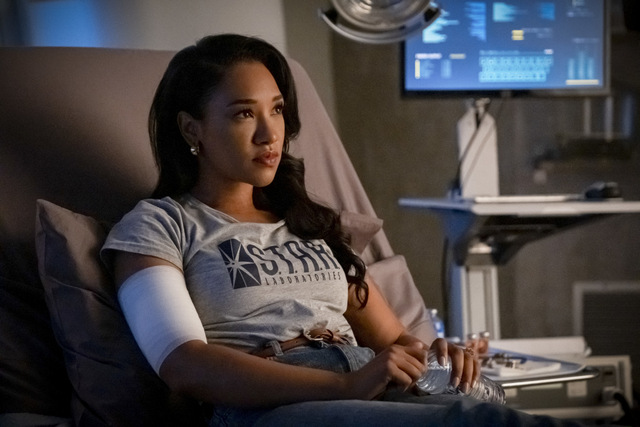 the-flash-marathon-review-iris