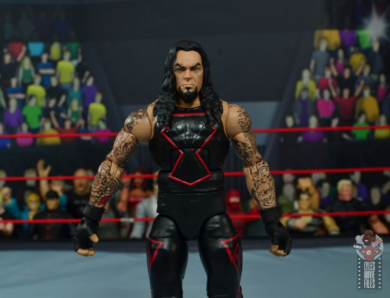wwe hall of champions undertaker figure review - wide shot