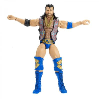 wwe legends series 7 - razor ramon arms out