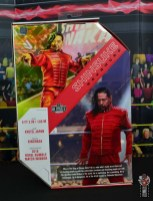 wwe ultimate edition shinsuke nakamura figure review - package rear