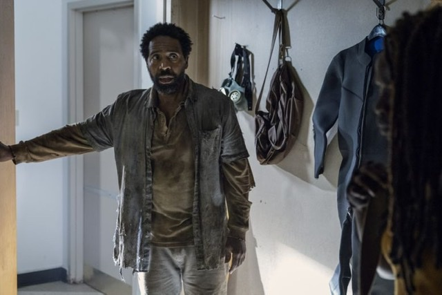 the walking dead what we become review - Virgil