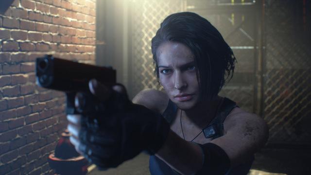 Resident Evil 3_Raccoon City_Demo_Jill