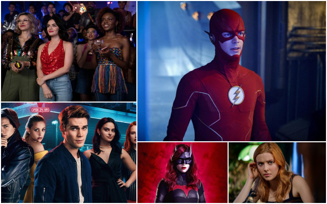 cw shows returning