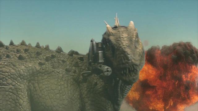 jurassic thunder movie review - dinosaur