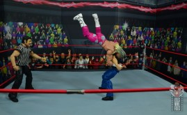 wwe elite 70 dolph ziggler figure review - leaping ddt