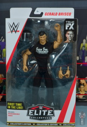 wwe elite gerald brisco figure review - package front