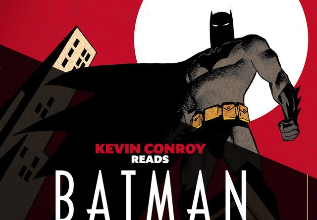 kevin conroy reads batman the adventure continues