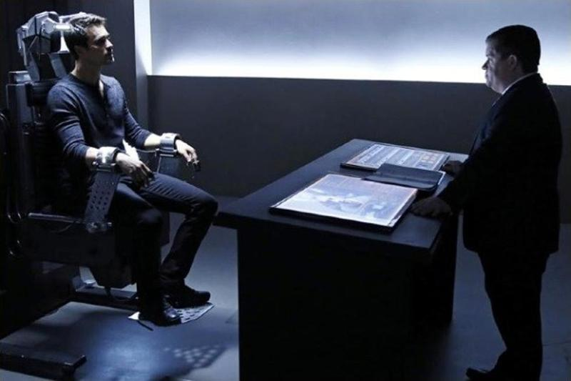 agents of shield light in the darkness review - ward and eric