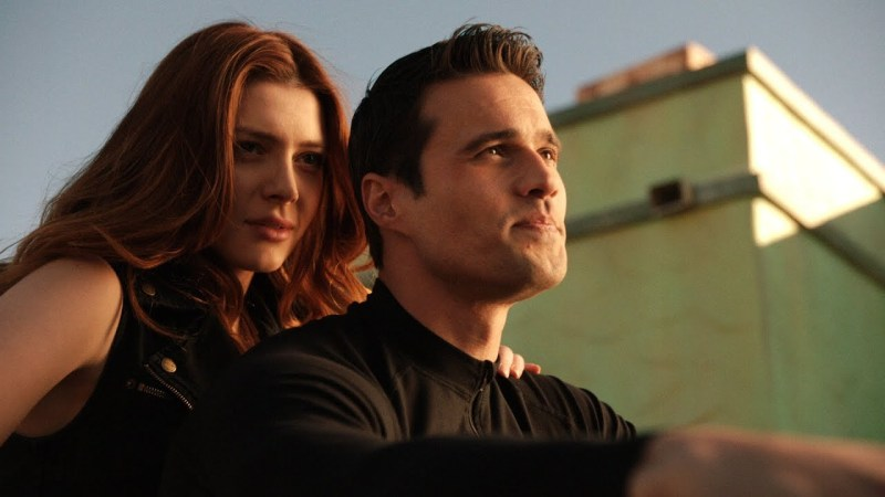 agents of shield yes men review -lorelei and ward