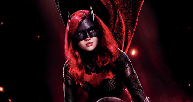batwoman blu-ray cover