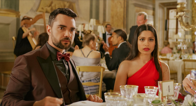 love wedding repeat review -allan mustafa and freida pinto