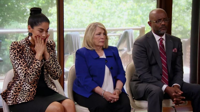 married at first sight season 9 - dr v, dr pepper and pastor cal