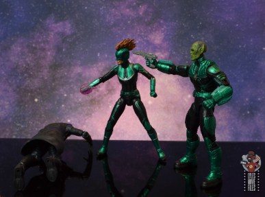 marvel legends talos figure review - double cross