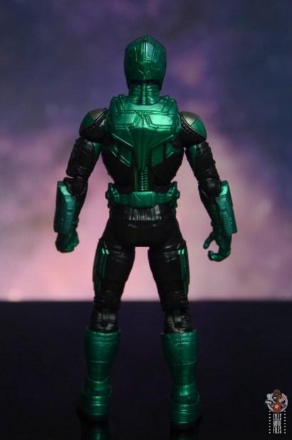 marvel legends yon-rogg figure review - rear