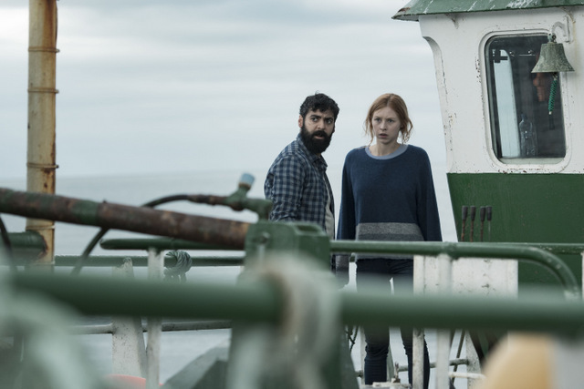 sea fever review - omid and siobhan