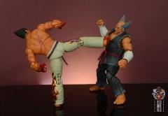 storm collectibles tekken 7 kazuya figure review - high kick to heihachi