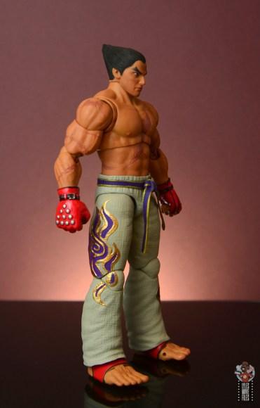 storm collectibles tekken 7 kazuya figure review - right side