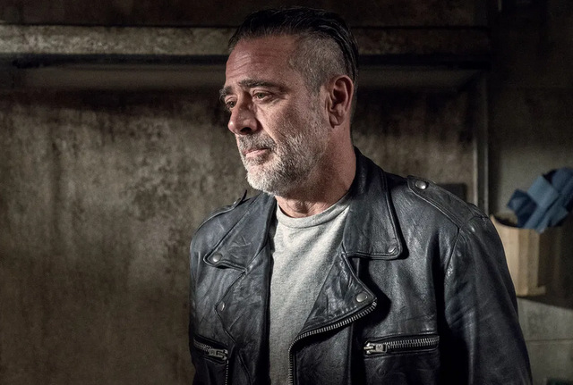 the walking dead the tower review - negan