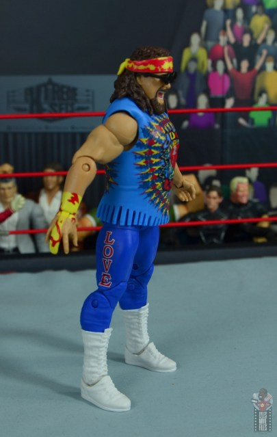 wwe elite #62 dude love figure review - right side-001