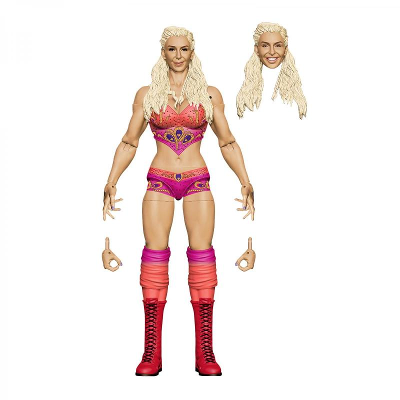 wwe ultimate edition series 6 - charlotte