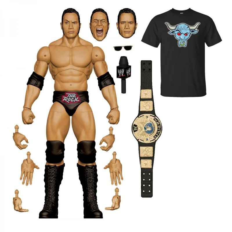 wwe ultimate edition series 6 - the rock