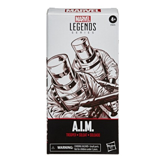 MARVEL LEGENDS SERIES 6-INCH A.I.M. TROOPER Figure - in pck