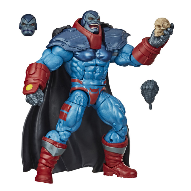 MARVEL LEGENDS SERIES 6-INCH DELUXE MARVEL'S APOCALYPSE Figure - oop (1)