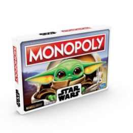 MONOPOLY STAR WARS THE CHILD EDITION - in pck (1)