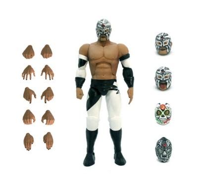 New Japan Pro-Wrestling Ultimate - Bushi (Pre-Order) – collage