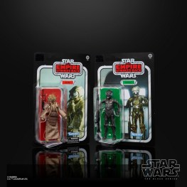 STAR WARS THE BLACK SERIES 6-INCH 4-LOM AND ZUCKUSS Figure 2-Pack - in pck (2)