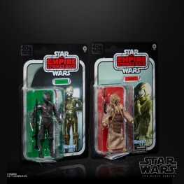 STAR WARS THE BLACK SERIES 6-INCH 4-LOM AND ZUCKUSS Figure 2-Pack - in pck (4)