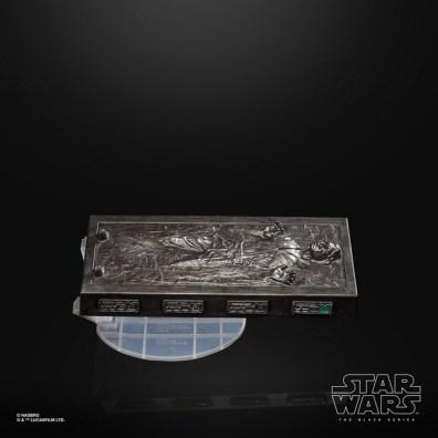 STAR WARS THE BLACK SERIES 6-INCH HAN SOLO (CARBONITE) Figure - oop (7)