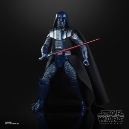 STAR WARS THE BLACK SERIES CARBONIZED COLLECTION 6-INCH DARTH VADER Figure - oop (1)