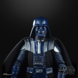 STAR WARS THE BLACK SERIES CARBONIZED COLLECTION 6-INCH DARTH VADER Figure - oop (2)