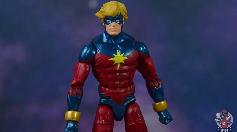 marvel legends mar-vell figure review - main pic