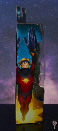 marvel legends mar-vell figure review - package side