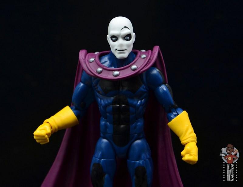marvel legends morph figure review - wide shot