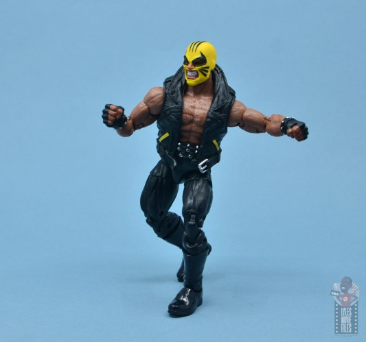 marvel legends rage figure review - ready for a fight